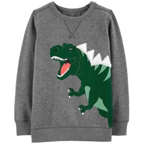Sudadera De Dinosaurio Polar Carter