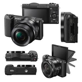 Câmera Sony Alpha Ilce A5100 Lente 16-50mm. Lacrada
