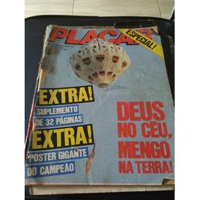 Revistas Placar Flamengo