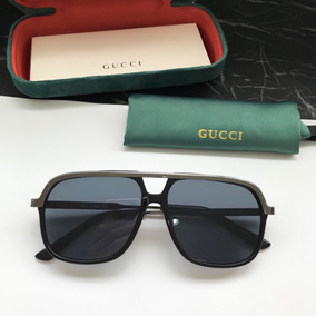 f2bd56ebc7e01 Oculos Gucci Quadrado De Sol - Óculos no Mercado Livre Brasil