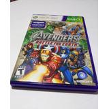 Avengers Battle For Earth Xbox 360 Seminuevo