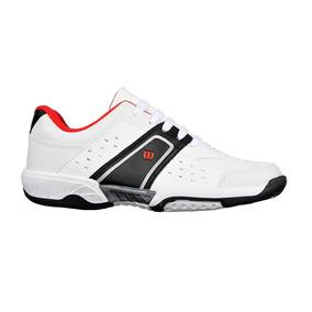 5849d6ce5 Calzado Hombre Caballero Tenis Deportivo Wilson Blanco Comod