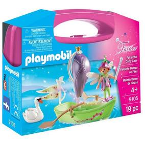 Playmobil - Maleta Fada Com Barquinho - 1747 - Sunny