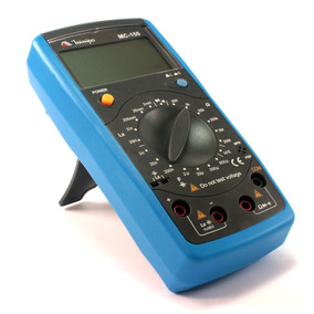 Medidor Lcr -indutância Capacit. Resistência- Minipa Mc-155