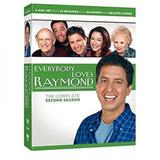 Dvd Filme Original Everybody Loves Raymond 2 Temporada