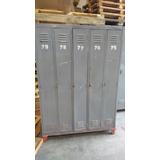 Lockers De Chapa Usados