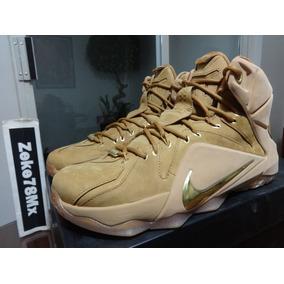 Lebron Xii Ext Qs Wheat 8 28 10 Jordan Kobe Pippen Zeke78mx