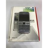 Nokia E72 - Só Funciona Vivo Wi-fi 5mp, 3g, Gps - Usado