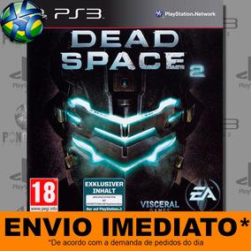 Jogo Ps3   Dead Space 2 - Promoção Psn Envio Já