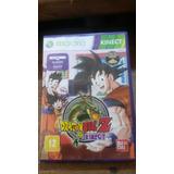 ** Dragon Ball Z For Kinect Para Tu Xbox 360 **