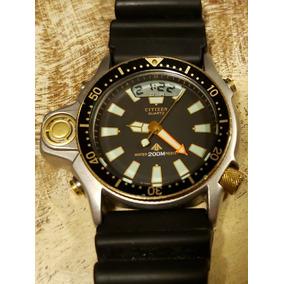 1710eb55a91 Raro Relogio Citizen D060 Windsurf - Relógios no Mercado Livre Brasil
