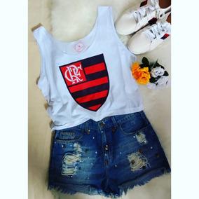 Blusa De Flamengo Baratas - Camisetas e Blusas no Mercado Livre Brasil d4adc18eed231