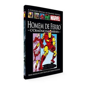 Salvat - Marvel Graphic Novels - N. 28 - Homem De Ferro