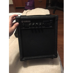Amplificador Yamaha Para Bajo Yb15 40 Watts