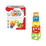 Cubos Infantiles Apilables Encastrables Stack Cube-ub
