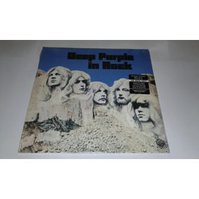 Lp Deep Purple In Rock Vinil Novo E Lacrado
