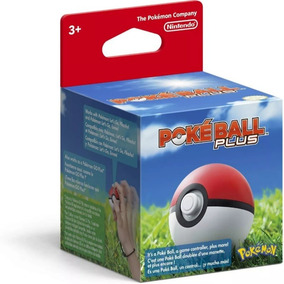 Pokeball Plus Pokemon Let