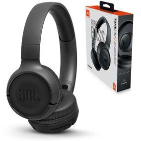 Fone Jbl T500bt Bluetooth T500 Bt Novo 2019 Substitui T450bt