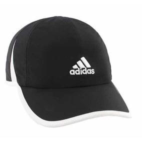 Gorra adidas Adizero Ii Running Negra Con Blanco 4bbe1e0e426