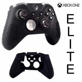 Capa Case Silicone Protetora Controle Xbox One Elite Preta