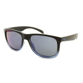 Óculos De Sol Hb Ozzie Fade Black   Blue L Blue Chrome 3578396789