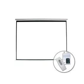Pantalla Electrica Para Video Beam Proyector...con Control