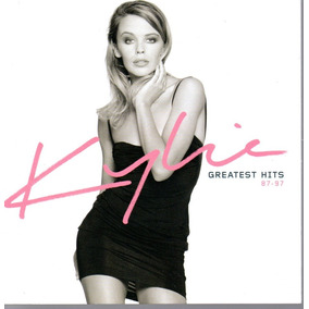 Cd - Kylie Minogue - Greatest Hits 87-97 - Duplo E Lacrado