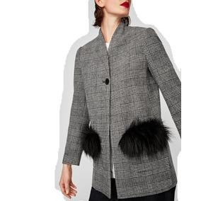 Y Argentina Ropa Saco En Accesorios Libre Blazer Mujer Zara Sr0frs Mercado xT6IUnq5x