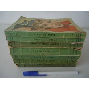 7 Livros Antigos Da Biblioteca Das Moças