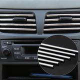 Moldura Decorativa Tuning Para Rejilla De Aire Del Auto