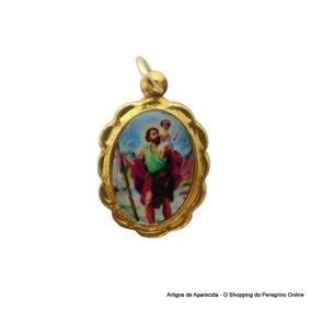 250 Medalhas De Alumínio De São Cristovão