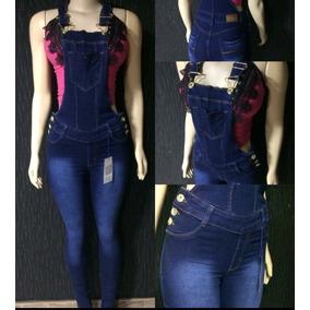 14ddcab0e Calça Jeans Ysl - Macacão para Feminino no Mercado Livre Brasil