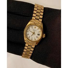 e4551021150 Rolex Presidente De Mulher Em - Relógios no Mercado Livre Brasil