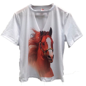 Blusa Town E Country Feminina - Camisetas Manga Curta para Masculino ... b343a564916