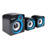 Sistema De Audio Multimedia, De 2.1 Canales