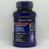 Glucosamina Chondroitina Msm Vitamina D3 2000iu -160 Cps