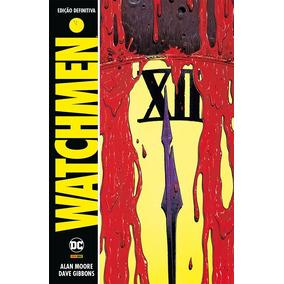 Watchmen Edição Definitiva Editora Panini Raro Novo