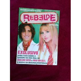 Poster Rebelde (méxico)