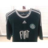 Camisa Do Palmeiras adidas Kléber Gladiador Original Usada