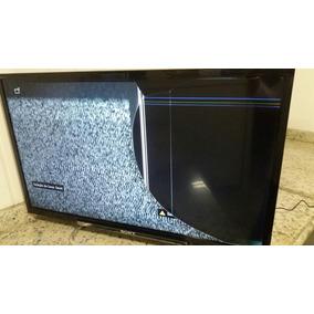 Tv Sony 32 Mod Kdl-32r434a - Quebrada P/ Retirada De Peças
