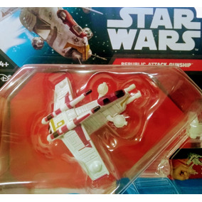 Hot Wheels Star Wars Replubic Attack Gunship Mattel