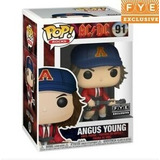 Angus Young Acdc Fye Exclusive Funko Pop