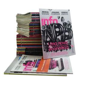 Revistas Da Coleção Info - 55 Revistas