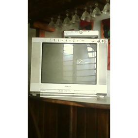 Televisor Sony Trinitron De 21 Plg.