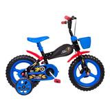 Bicicleta Bike Infantil Criança Aro 12 Moto Bike - Envio 24h