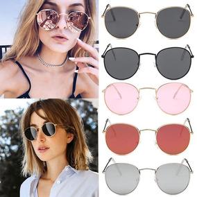71083a5026a86 Oculos Redondo Tumblr Espelhado - Óculos no Mercado Livre Brasil