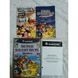 Gamecube Super Smash Bros Melee