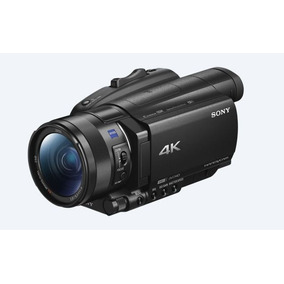 Filmadora Sony Pró Fdr-ax700 4k Ultra Hdr.pronta Entrega