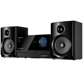Micro System Mondial Ms-09 Com Bluetooth, Entradas Usb E Aux