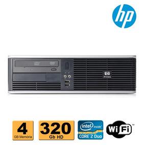 Pc Cpu Ddr2 Hp Dc5800 Core 2 Duo E8200 4gb Hd 320gb Dvd Wifi